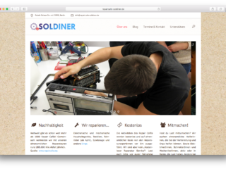 Repair Café Soldiner Kiez